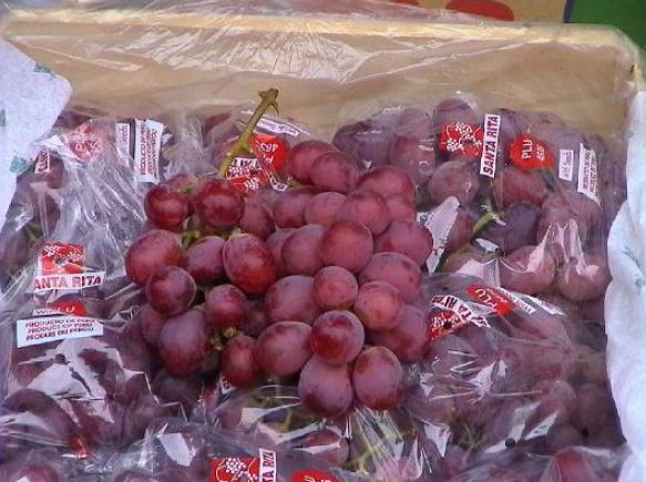 uvas peruanas