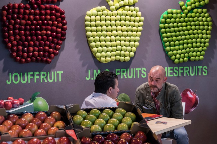 fruit attraction- stand 8-2017