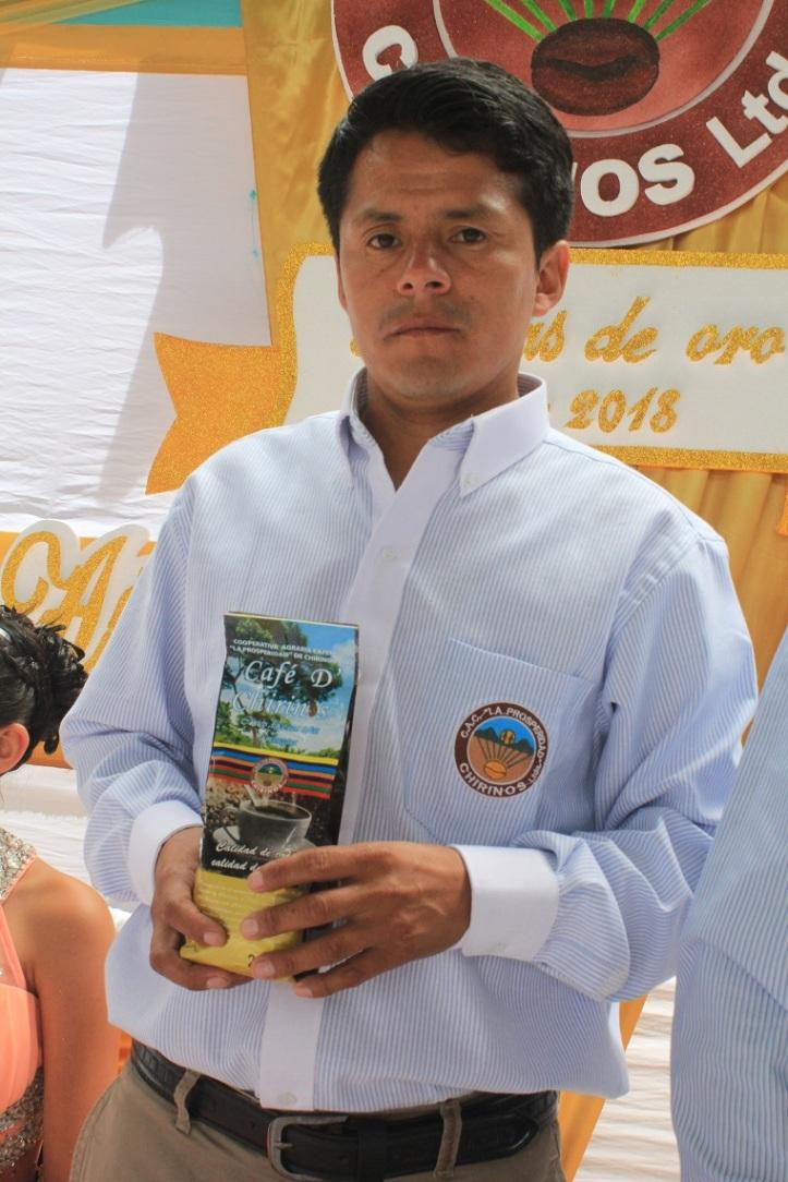Presidente Consejo Directivo La Prosperidad de Chirinos