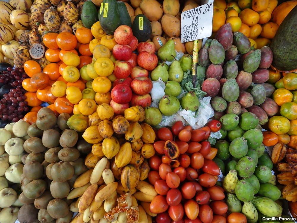 Image result for Fruta peruana gana adeptos en el exterior