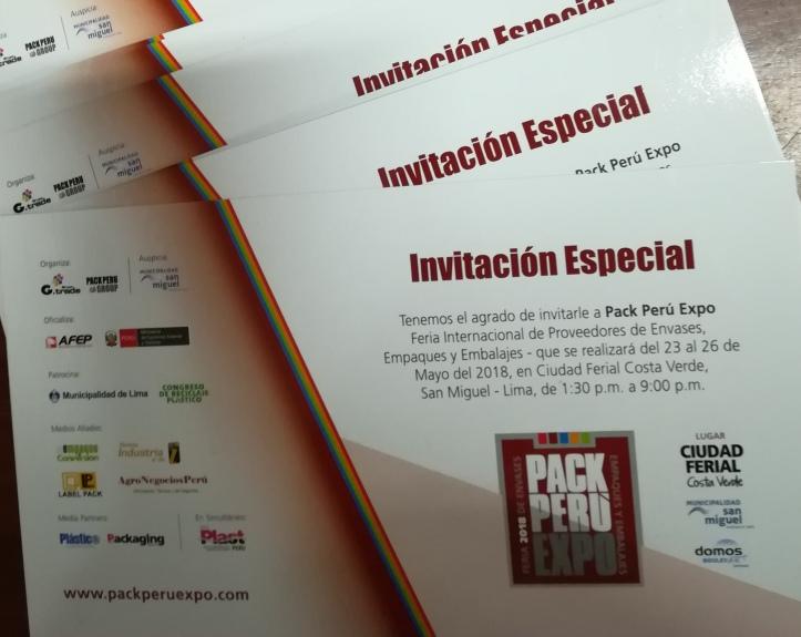 Nuestros suscriptores pueden recoger sus invitaciones especiales ...