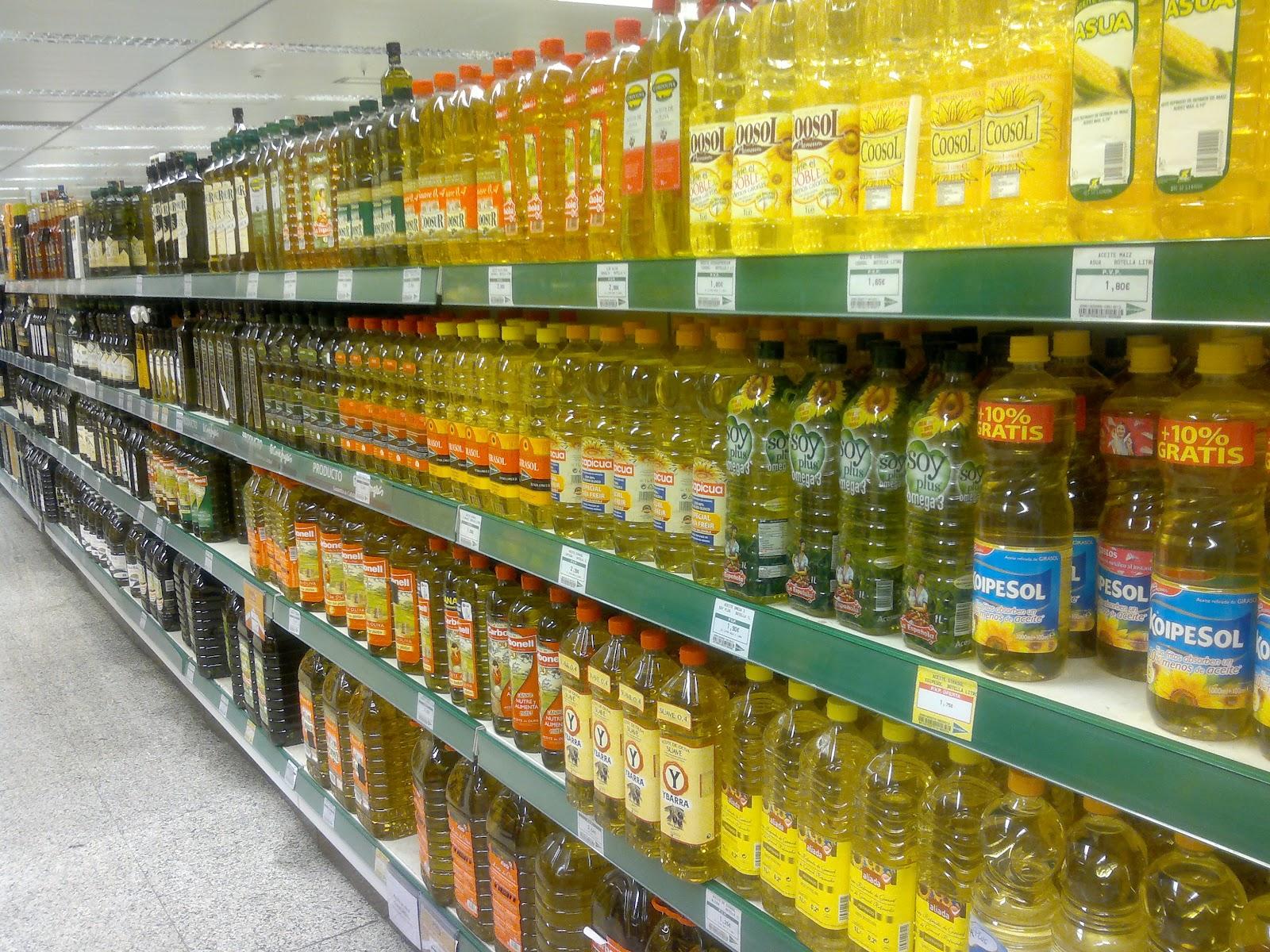 aceite de soya